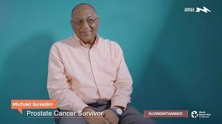 Michael Jureidini - #LivingWithAnNCD Prostate Cancer Testimonial