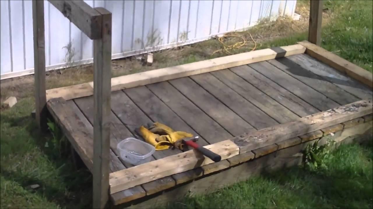 Backyard Brooder Box brooder box build part 1 - youtube