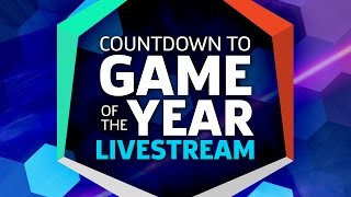 Countdown to Game of the Year Livestream!