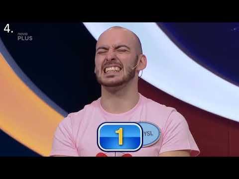 TOP 10 vtipných momentů v televizní soutěži Co na to češi | Mixér