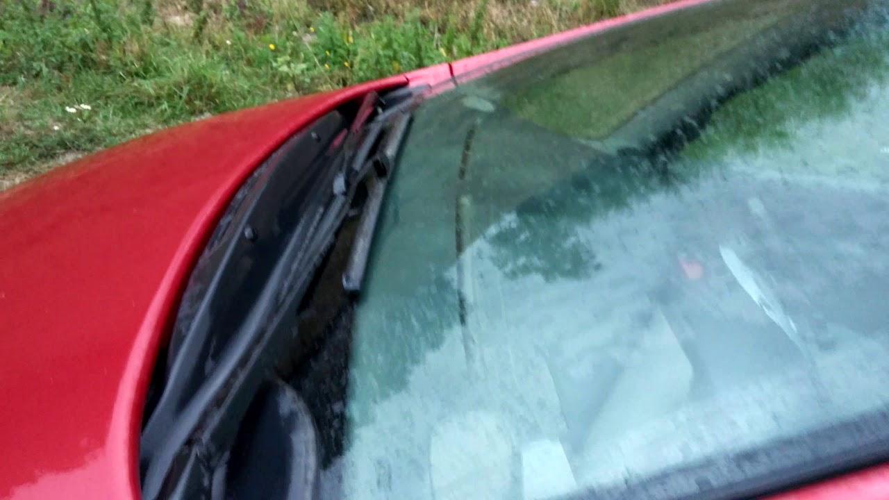 Noisy windshield wipers FIX in seconds