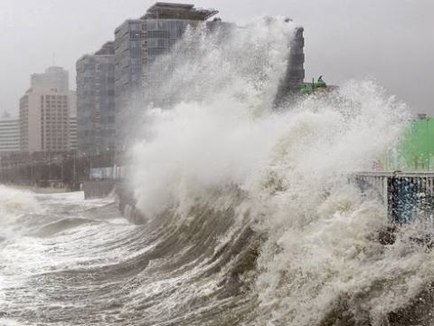 Typhoon Halong Triggers Evacuation Orders In Japan