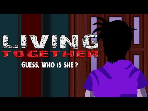 Scary Living Together Story (Animated in Hindi)