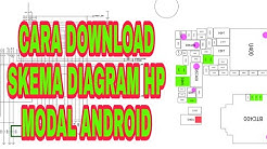 CARA DOWNLOAD SKEMA SCHEMATIC DIAGRAM MODAL ANDROID