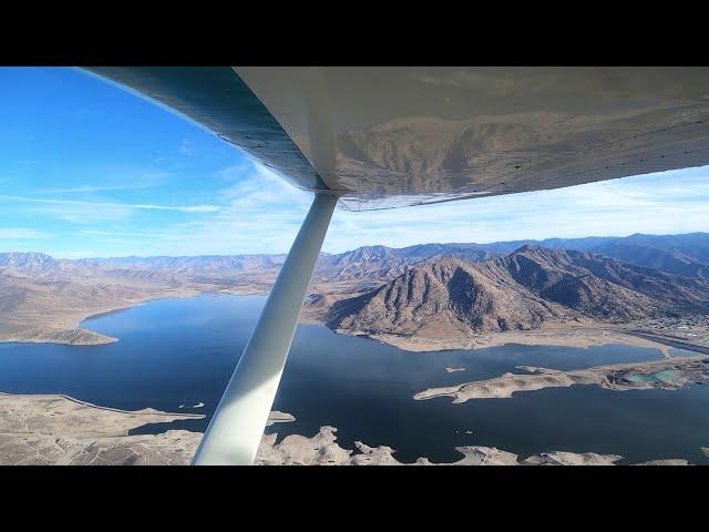 Kern Valley (L05) Camping in the Cessna 182 Skylane - Kernville, CA