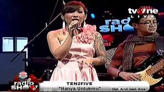 TEN2FIVE @RadioShow_tvOne