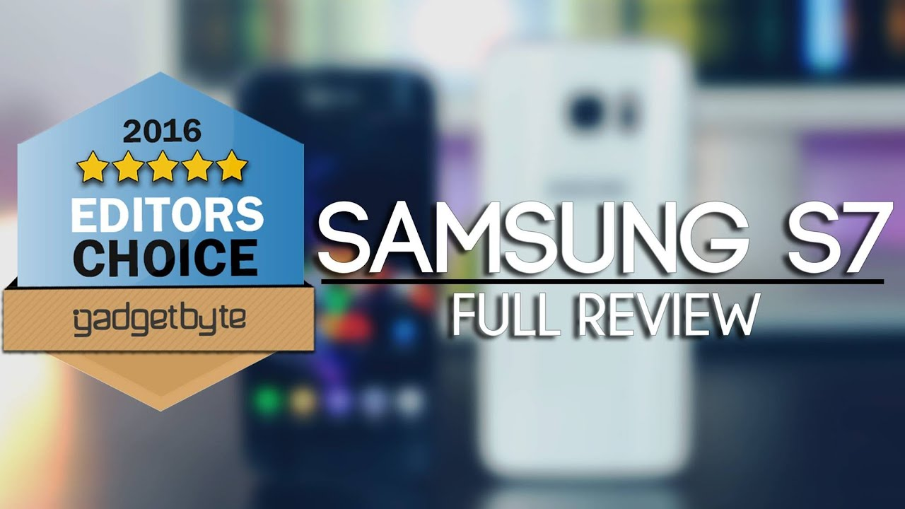 16cf5a1ca4e Samsung Galaxy S7   Edge Review! (Nepal) - GadgetByte - YouTube