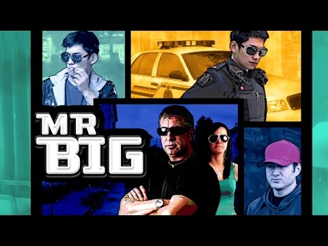 Mr. Big Stings : Cops, Criminals and Confessions - the fifth estate