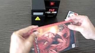 REPACK-IT 101  optical disc overwrapper machine