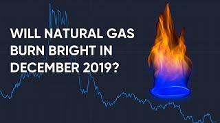 Natural Gas Price Analysis Ending 2019