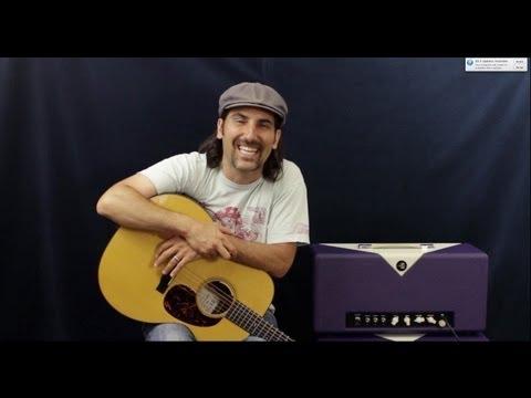 Brett Eldredge - Don't Ya - Acoustic Guitar Lesson - How To Play