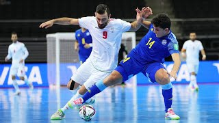 Обзор матча Иран Казахстан 2 3 Чемпионат мира 1 4 финала