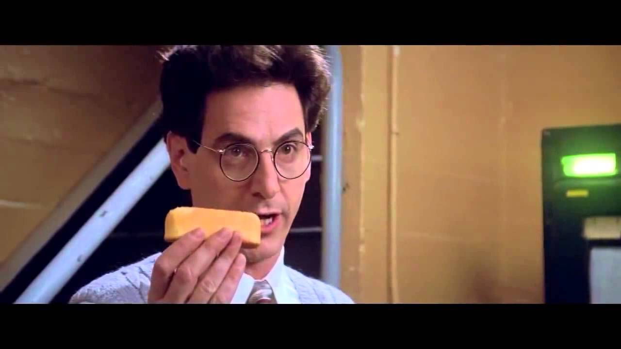 """Ghostbusters """"Big Twinkie Quote"""" - YouTube"""