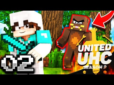 WHO IS THE MOLE?! (Minecraft United UHC S2: E2)