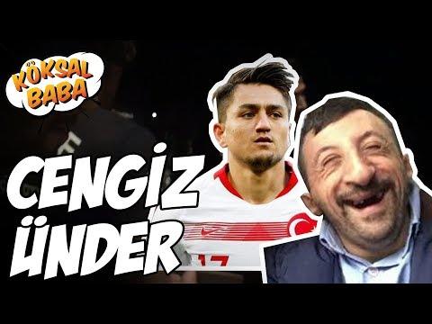Futbolcu Cengiz Ünder Ile Bilek Güreşi Yaptık. | Milli Takım | Mehmet Topal | Çağlar Söyüncü