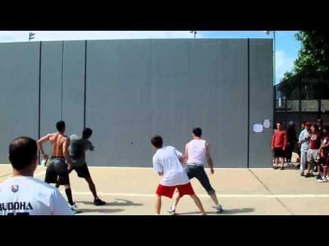 Mikey & Mega vs Spidey & Lefty Hec PHA B Dubs 5-31-14