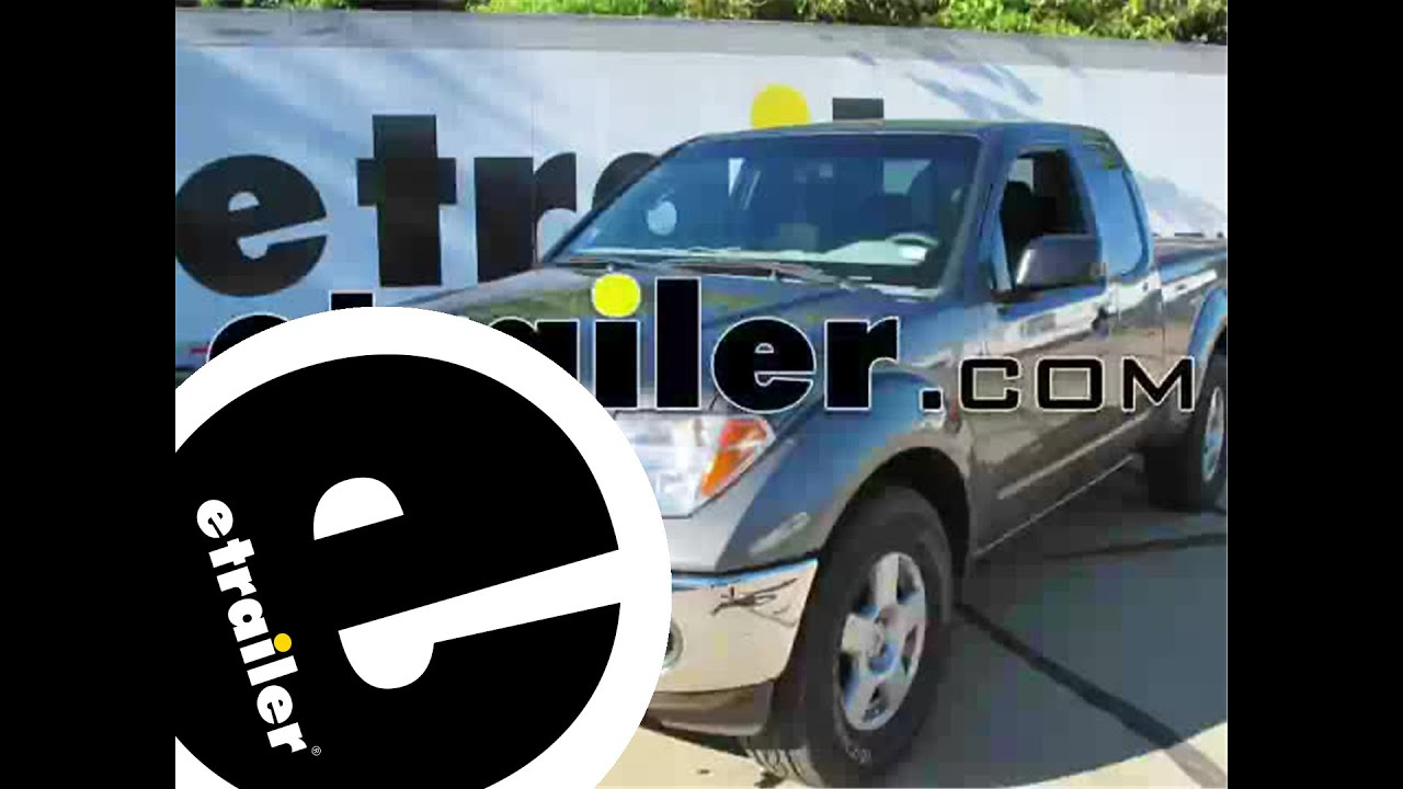 roadmaster tail light wiring kit installation - 2008 nissan frontier -  etrailer com