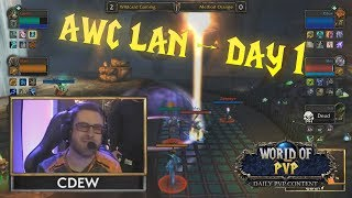 World of PvP - AWC Spring Finals Day 1 Highlights