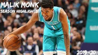 Malik Monk 2019-20 Season Highlights