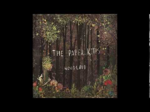 The PAPER KITES - Woodland (2011)
