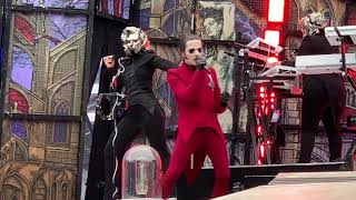 Ghost - Ashes + Rats [Live] - 6.16.2019 - King Baudouin Stadium - Brussels, Belgium