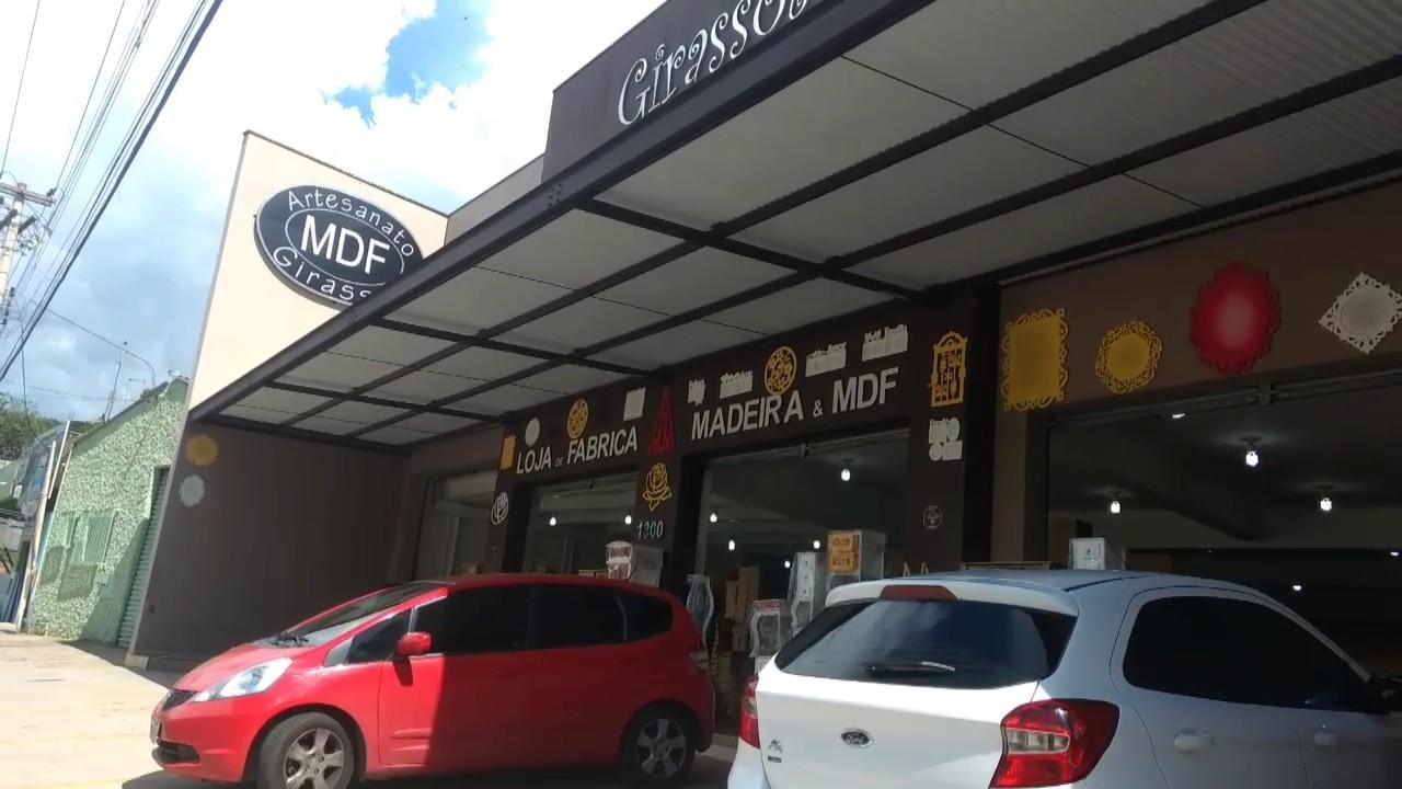 Loja Girassol em Pedreira MDF e artesanato em geral