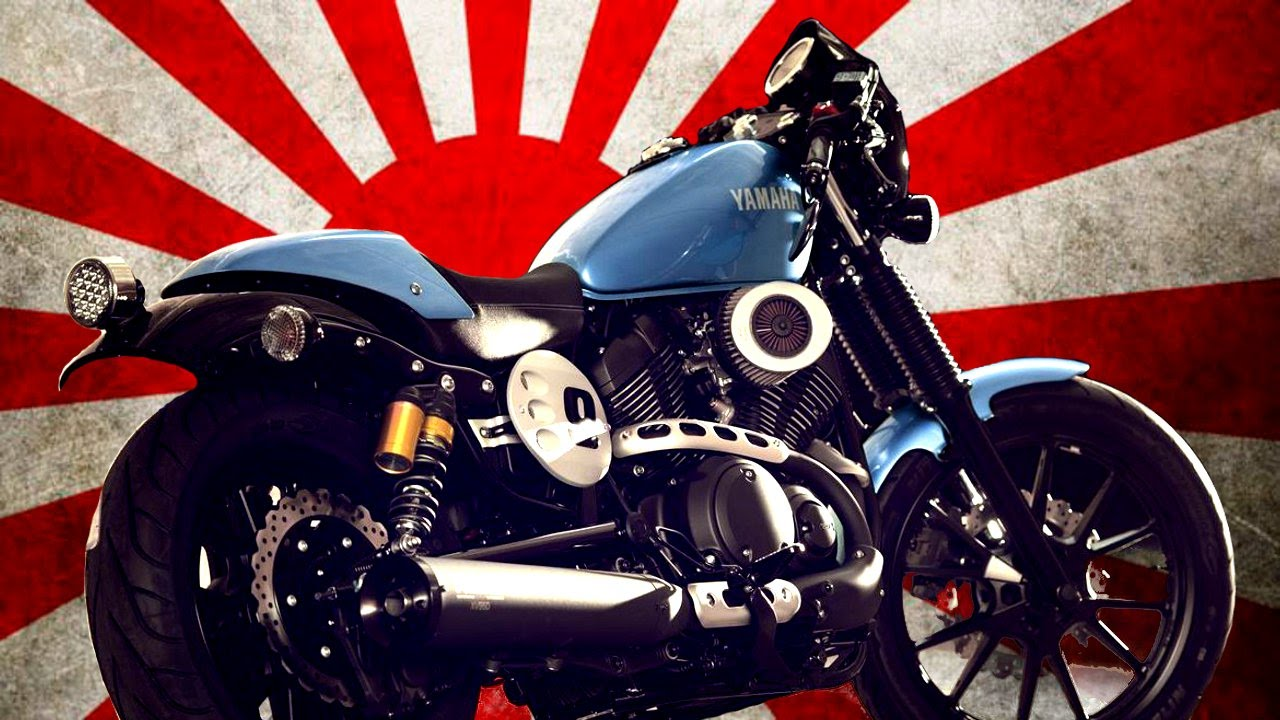 yamaha xv 950 racer 2015 cafe racer custom youtube. Black Bedroom Furniture Sets. Home Design Ideas