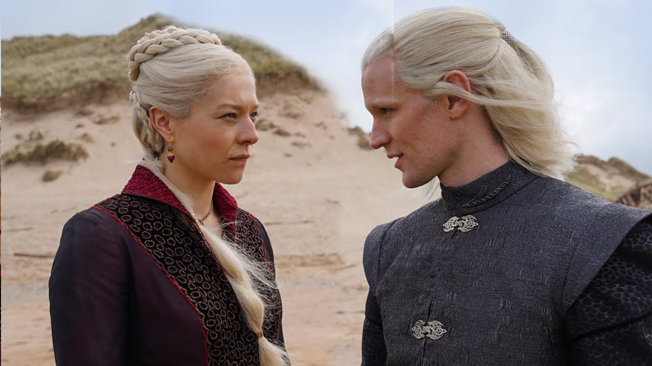 Download Game of Thrones Spinoff House of Dragons FIRST LOOK!