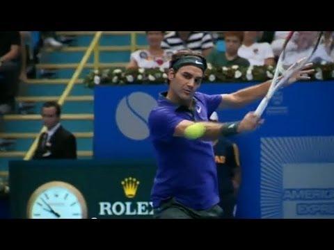 Gillette Federer Tour, Brazil 12/8