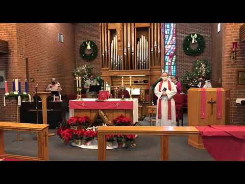 3 Advent - Holy Eucharist - Rite II - 12/13/20