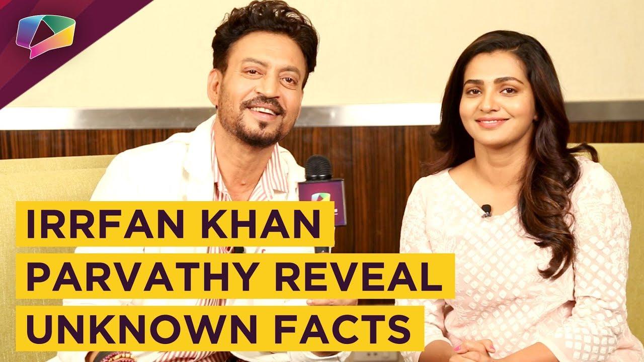 Download Qarib-Qarib Singlle stars, Irrfan Khan - Parvathy share interesting facts about their film