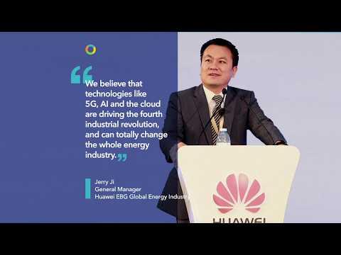 #WEC Interview: Jerry Ji - Huawei EBG Global Energy Industry