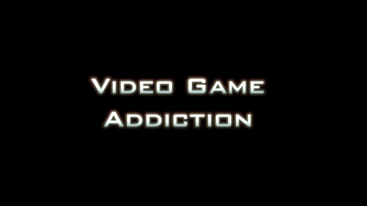 video game addiction 3 essay Nowadays video game addiction has become one of the most popular problems especially among small children and teenagers this addiction strongly affects ones health, in particular, eyesight, ones back and spine.