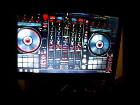 Miami Electro Bass Teste Skin Virtual DJ