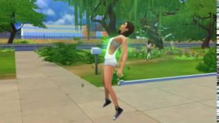 The Sims 4 Przemiana w Simorośl + Mod na zmienianie fryzur ♥♥♥