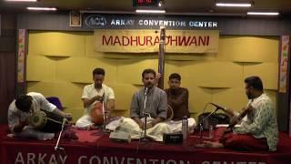 Download Madhuradhwani - Vishnudev Namboothri  Vocal MP3 song and Music Video
