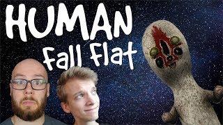 SCP W KOSMOSIE | HUMAN: FALL FLAT #15