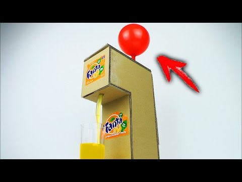 Thumbnail: How to Make Fanta Soda Fountain Machine Using Balloon
