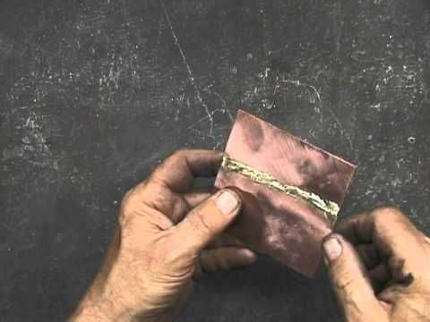 Brazing Copper with the Henrob 2000
