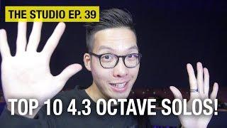 my top 10 43 octave marimba solos