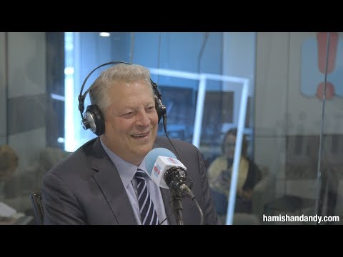 "Al Gore on ""losing"" to George Bush"