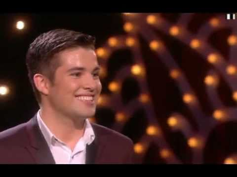 Joe McElderry - Popstar To Operastar - Week 4 - Nessun Dorma
