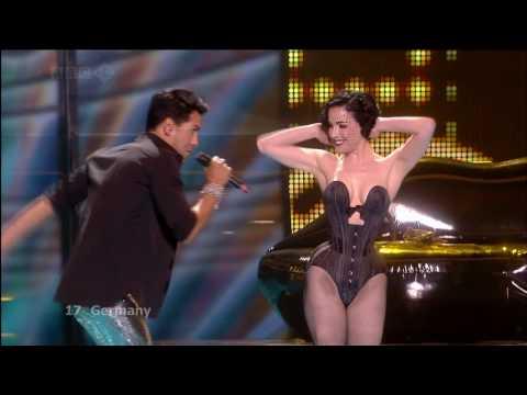 HD HDTV GERMANY ESC Eurovision Song Contest 2009 Final Alex Swings Oscar Sings! Miss Kiss Kiss Bang mp3