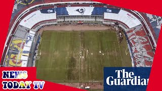 NFL moves Rams-Chiefs game from Mexico City to LA over condition of field