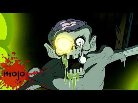 Top 10 Creepy Gravity Falls Monsters