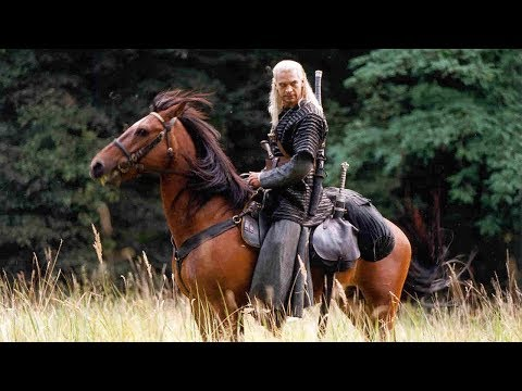 THE WITCHER  WIEDŹMIN  Full HD Movie  English Subtitles  Cały Film  PL  Michał Żebrowski