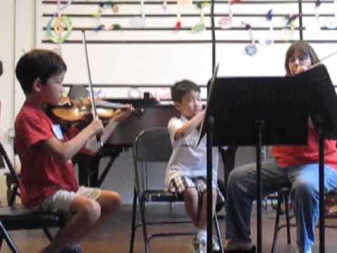 Trumpet Tune - Aaron Sheu