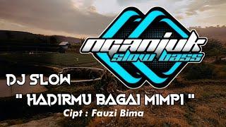 Download lagu DJ SLOW • HADIRMU BAGAI MIMPI • ANGKLUNG STYLE
