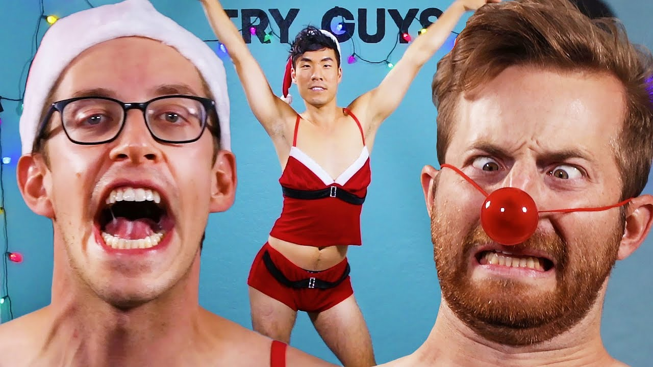 the-try-guys-try-naughty-christmas-costumes
