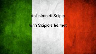 Video Italy National anthem Italian & English lyrics download MP3, 3GP, MP4, WEBM, AVI, FLV Juli 2018